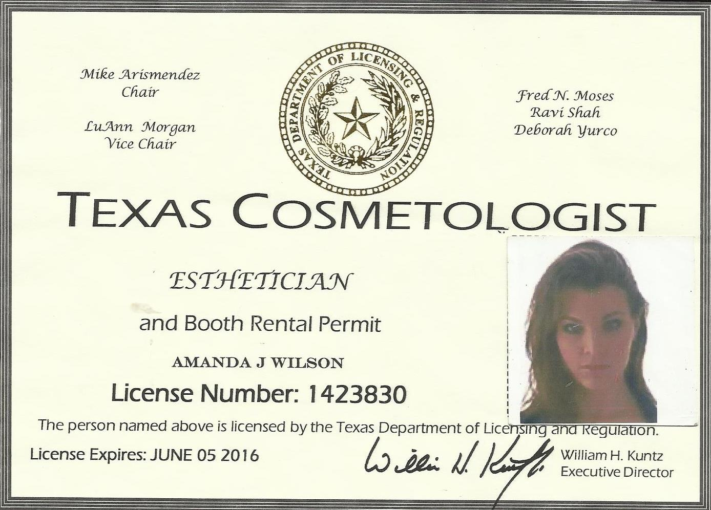 how to open a cosmetology school in texas